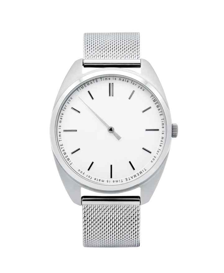 one-hand watch